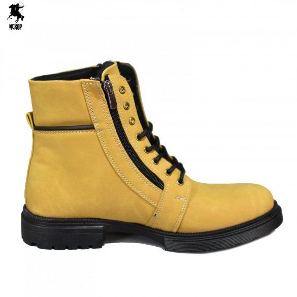 MCkop 853 08 Camel férfi cipő