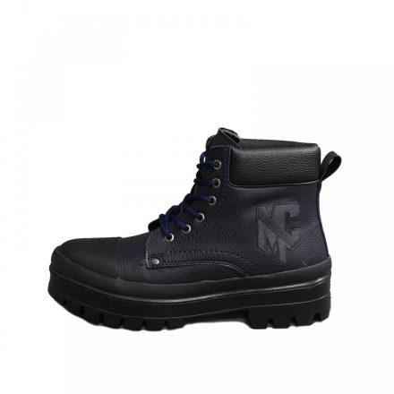 MCkop 860 02 Navyblue férfi bakancs