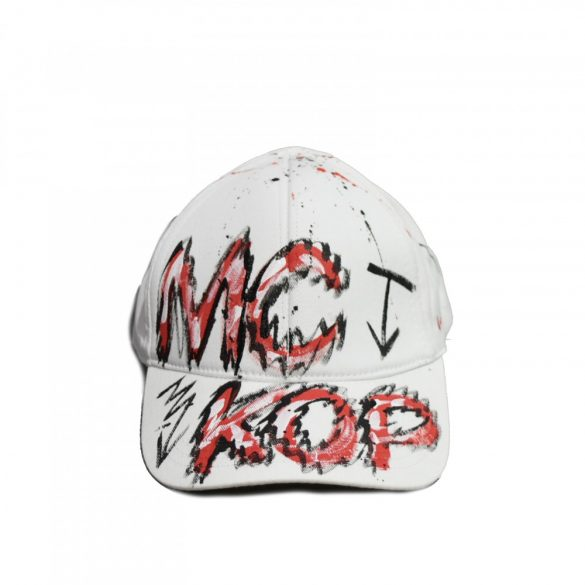 MCkop SK02 painted cap, red