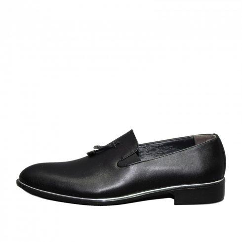 N560 fekete férfi cipő