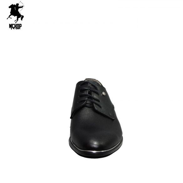 N570 fekete férfi cipő