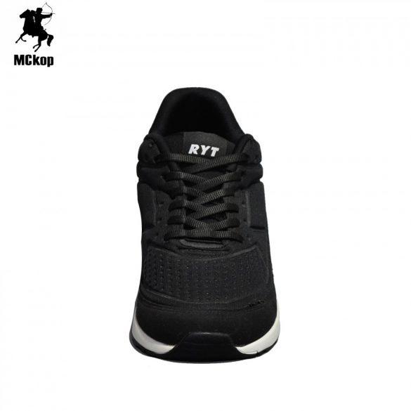 RY JOOS men's black shoes