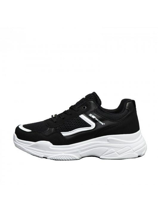 WK 2244 Black&White férfi cipő